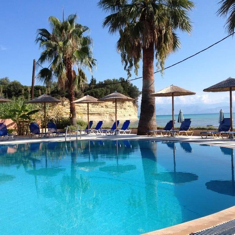 Maria Beach Hotel, Sidari